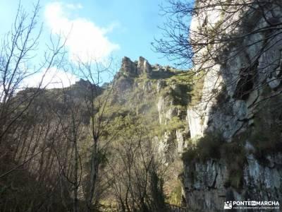 Parque Natural y Reserva de la Biosfera de Redes;viajes puente constitucion trekking españa rutas p